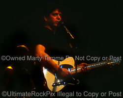 Lou Reed Photo 8x10 Concert Photo By Marty Temme Telecaster