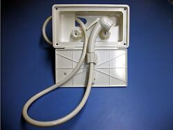 Shower System For Rv Boat Sailboat Or Motor Coach
