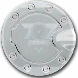Fits Chevy Camaro 2010-2013 Stainless Steel Chrome Gas Tank Cover Overlay
