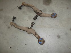 1962 62 Buick Wildcat Lesabre Driver And Passengers Steering Arms Pair Oe