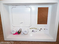 New Dandw Phoenix Spray Away Wash Station With Hose Cable Phone Faucet Rv