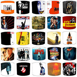 Classic Vintage Films Light Shades Hollywood Legends Movies Buffs Lampshades