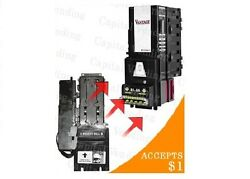 Replace A 115v Maka With A Coinco Vantage Dollar Bill Acceptor - Accept 1-5.