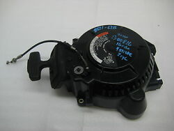 28400-zy1-003 Recoil Starter Assembly 2006 Honda 20hp Outboard Model Bf20d6 Lha