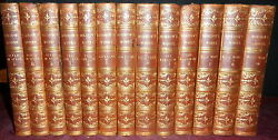 George Borrow 13V 1stEd Bible in Spain Lavengro Zincali Romany Rye  Wild Wales
