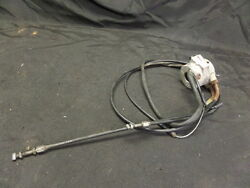 1994 Honda Magna Vf750c Start Stop Switch Controls W/ Cables