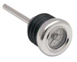 Oil Temperature Gauge Dipstick For1970-1984 Fx Fl And Fxwg