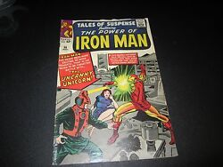 Tales Of Suspense 56 Early Iron Man