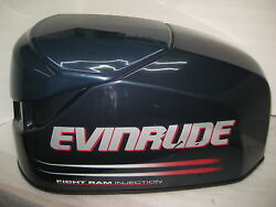 5004953 Engine Cover Assembly 2002 Evinrude E90fplsnf Local Pick Up