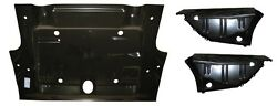Trunk Floor And Drop Off Extension Kit 1970-74 Cuda E-body