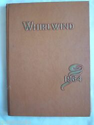 1964 Albany High School Yearbook Albany Oregon The Whirlwind Unmarked