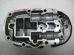 66096a1 Exhaust Plate Assembly Mercury Model 850 85hp 4 Cylinder