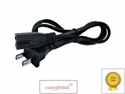 Ac Power Cord Cable Plug For Panasonic Dvd Cd Player Recorders Cd Boombox