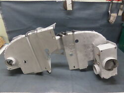 Aircraft Aviation 6 Cylinder Straight Valve Lycoming Engine Cooling Baffles