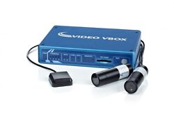 Racelogic Video Vbox Pro 10hz And Two Camera Kit 8 Can Channels Rlvd10p2n