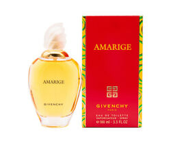 Amarige by Givenchy 3.3 3.4 oz EDT Perfume for Women New In Box $48.86