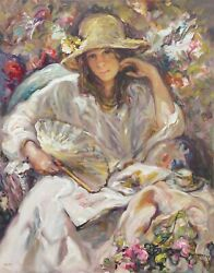 Jose Royo Sol Y Sombra | Signed Serigraph On Board | Others Avail | Gallart