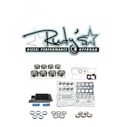Complete Rebuild Kit W/ Pistons Arp Studs Gaskets For 2008-2010 Ford 6.4l Diesel