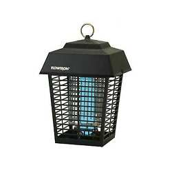 Flowtron Electronic Flying 1/2 Acre Insect Bug Zapper Killer Controller Octenol