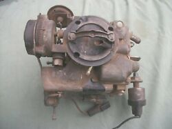 1970and039s Ford 1 Barrel Motorcraft Used Carburetor D9deca Core Or For Parts Read Ad