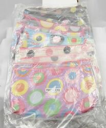 Lot of 12 Cosmetic Bags A7537 $12.00