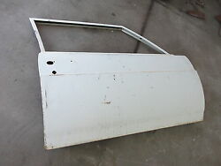1965 65 Buick Special 2 Dr Sedan Post Passengers Side Bare Door Shell Ships Free