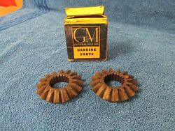 1958-59 Chevy 1/2 Ton Truck With Posi Trac Differential Side Gears Nos Gm 815