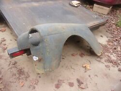 Nos Mopar 1949 Plymouth P17 P18 Driver Side Left Front Fender New Chryco