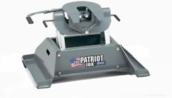 Bandw Patriot Rvk3200 Patriot 16k Fifth Wheel Hitch - Made In The Usa