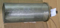 Staples And Pfeiffer Inc. Strainer Nickel Alloy 123jt-6in-1520b-34-.125m