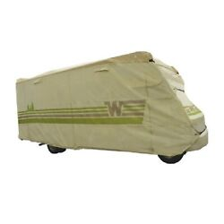 Adco 64861 Polypropylene Tan Rv Cover For Winnebago Class C 25and0396 View And Navion