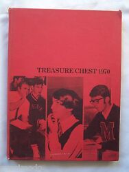 1970 Madison Heights High School, Yearbook, Anderson, Indiana Unmarked