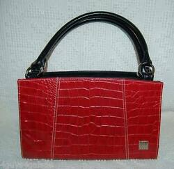 Miche Classic Purse Shell Only Fits Classic Bag Cori Red