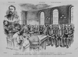 Hearing Case Of Professor Charles Briggs New York Presbytery Charge Of Heresy