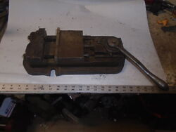 Machinist Tool Lathe Mill Unusual 5 Mill Milling Vise With Lever