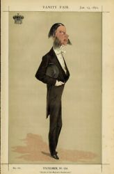 Earl Of Cork And Orrery Master Of Her Majesty's Buckhounds Liberal Politician