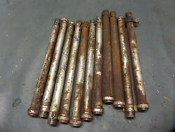 Lycoming Go-435 Go435 Aircraft Engine Push Rod Tubes Set Of 11 Air Boat
