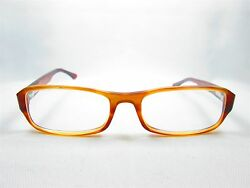 Ray Ban 53 17 135 Brown Designer Eyeglass Frames Glasses Ray Ban $40.00