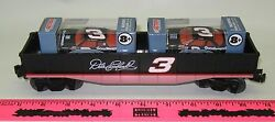 Lionel New 11431 Dale Earnhardt 3 Nascar Goodwrench Gondola With164 Scale Die-