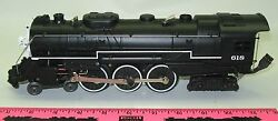 New Lionel 618 B And A Hundson Steam Locomotive