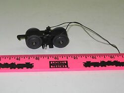 New American Flyer S-2 4-wheel Dummy Truck With Collectors