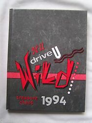 1994 Madison Heights High School, Yearbook, Anderson, Indiana Unmarked