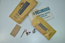 Omc Nos Evinrude Johnson High Speed Adjustable Carb Needle Part 381154
