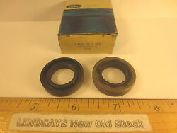 2 Pcs In 1 Ford Box 1973/79 F100/500 Truck Seal Shift Rod Nos Free Shipping