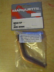 Marquette Smith Weld / Welding Brazing Torch Tip Size 4 Model M20404 For 20-100