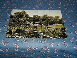 Old Postcard Richland Center Wis The Dell Hyde Park London