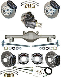 NEW SUSPENSION & WILWOOD BRAKE SETCURRIE REAR ENDPOSI-TRAC GEARBOOSTER879311