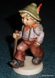 Ultra Rare 75th Anniversary Grandpaand039s Boy Hummel Figurine Only 75 Made