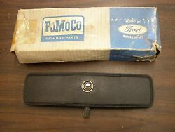 Nos Oem 1966 1967 Ford Fairlane Rear View Mirror Mustang - Thicker Style