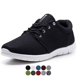 Alpine Swiss Kilian Mesh Sneakers Casual Shoes Mens And Womens Lightweight Trainer